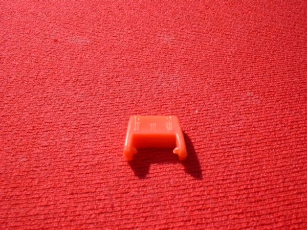 Dinky Toys 159 Ford Cortina MkII RED Plastic Seatback (Each)